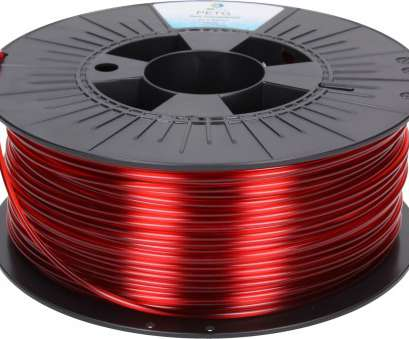 red electrical wire uk 3DJAKE PETG, Transparent Red Electrical Wire Uk Top 3DJAKE PETG, Transparent Pictures
