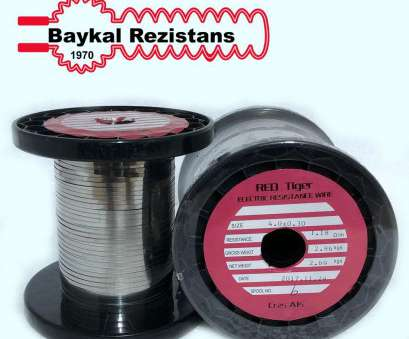red tiger electric resistance wire Red Tiger ® Resistance Wires Red Tiger Electric Resistance Wire Brilliant Red Tiger ® Resistance Wires Ideas