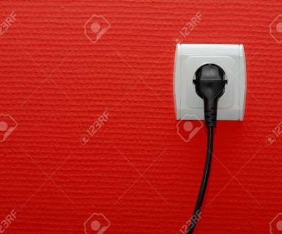red wire electrical socket Electric socket on a, wall with connected cable Stock Photo, 4875394 Red Wire Electrical Socket Most Electric Socket On A, Wall With Connected Cable Stock Photo, 4875394 Images