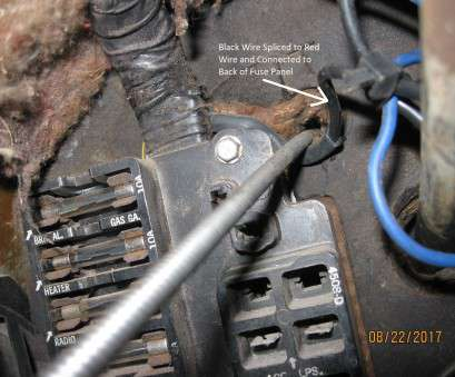 red wire in electrical panel Can, tell me where it's located, or, it removed because of, electronic ignition?, guesses of what, turquoise wires are? Red Wire In Electrical Panel Best Can, Tell Me Where It'S Located, Or, It Removed Because Of, Electronic Ignition?, Guesses Of What, Turquoise Wires Are? Photos