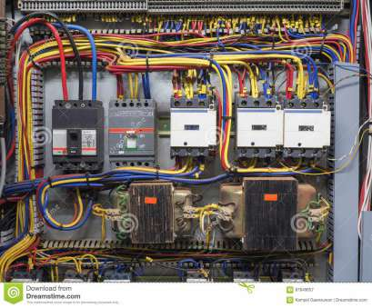 red wire in electrical panel Download Front Shot Of Electric Panel That Shows Red, Blue, Yellow, Black Stock Red Wire In Electrical Panel Most Download Front Shot Of Electric Panel That Shows Red, Blue, Yellow, Black Stock Galleries