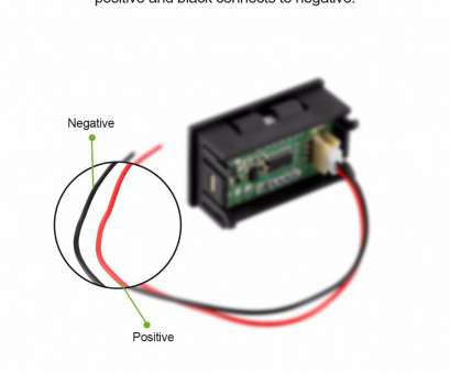 red wire in electrical panel High Quality Digital Voltmeter, LED Panel with Two-wire Electrical Instruments Voltage Meters, Electromobile Motorcycle Red Wire In Electrical Panel Perfect High Quality Digital Voltmeter, LED Panel With Two-Wire Electrical Instruments Voltage Meters, Electromobile Motorcycle Ideas