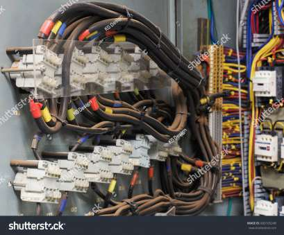 red wire in electrical panel High resolution shot of electric panel that shows red, blue, yellow, black wire Red Wire In Electrical Panel Simple High Resolution Shot Of Electric Panel That Shows Red, Blue, Yellow, Black Wire Ideas