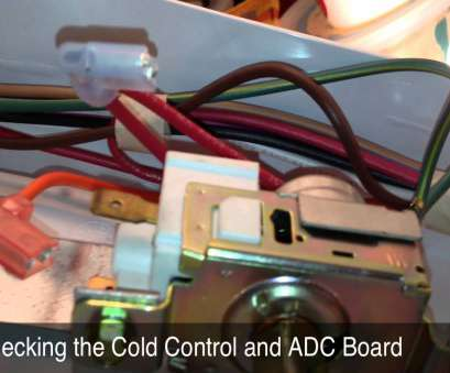 Refrigerator Thermostat Wiring Diagram Top Fixing A Kenmore ... on