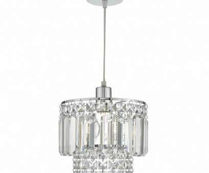 replacing a ceiling light fitting uk KYLA chrome, crystal glass easy, pendant shade Replacing A Ceiling Light Fitting Uk Cleaver KYLA Chrome, Crystal Glass Easy, Pendant Shade Photos