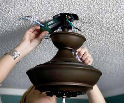 replacing a light fixture with a ceiling fan How to Replace a Light Fixture With a Ceiling Fan, how-tos, DIY Replacing A Light Fixture With A Ceiling Fan Cleaver How To Replace A Light Fixture With A Ceiling Fan, How-Tos, DIY Solutions
