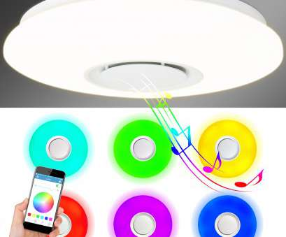 replacing ceiling led lights Best Choice Products, Color Changing Bluetooth Flush Mount Ceiling Light Speaker w/, Control Replacing Ceiling, Lights New Best Choice Products, Color Changing Bluetooth Flush Mount Ceiling Light Speaker W/, Control Solutions