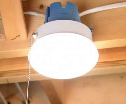 replacing light fixture pull chain ETi Solid State Lighting 7