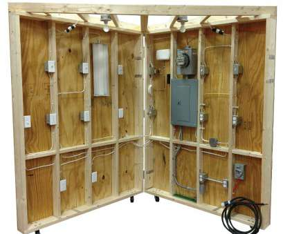 8 Best Residential Electrical Wiring Training Images