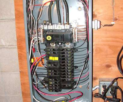 residential electrical wiring training Electrical Panel Inspection Training Video