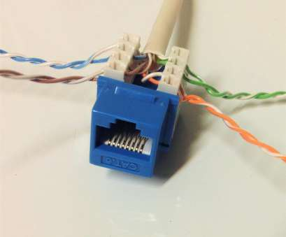 rj45 coupler wiring diagram leviton cat6 jack wiring diagram fresh, to  install an ethernet 18