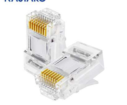 rj45 jack wiring diagram fantastic nastako 50 100x cat5e cat6 connector  rj45 connector ez rj45 cat6