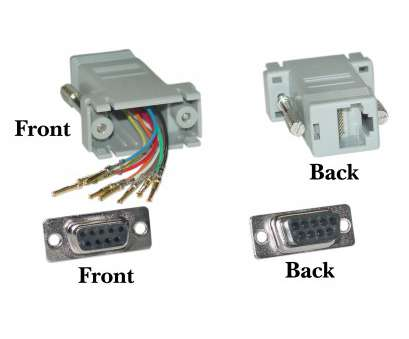 rj45 to serial wiring diagram Modular Adapter, Gray,, Female to RJ45 Jack, Part Number: 31D1 Rj45 To Serial Wiring Diagram Popular Modular Adapter, Gray,, Female To RJ45 Jack, Part Number: 31D1 Ideas