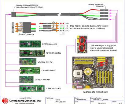 Wiring Diagram Of Hdmi Cable - Wiring Diagram Schematics on