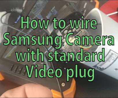 rj45 to, wiring diagram best how to re-wire samsung camera rj-45