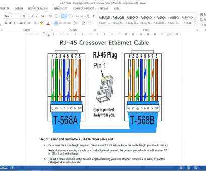 Rj45 Wall Plug Wiring Diagram Most Cat5E Wiring Diagram Rj45 Wall Plate, To Make An Network Cable, Peak Electronic Design Limited Diagrams Patch Best Of W, Within, 5E Wiring Collections