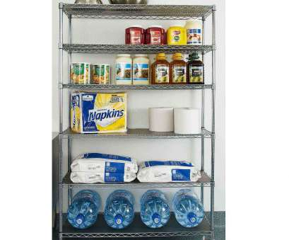 rolling chrome wire shelving Commercial Steel Rolling Storage Shelving Rack Metal Wire Shelf 3