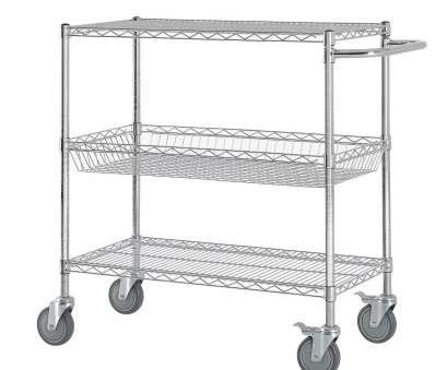 rolling chrome wire shelving Details about Heavy-duty Wire Shelving Cart Chrome Steel Rolling Pantry Storage Silver Finish Rolling Chrome Wire Shelving Perfect Details About Heavy-Duty Wire Shelving Cart Chrome Steel Rolling Pantry Storage Silver Finish Images