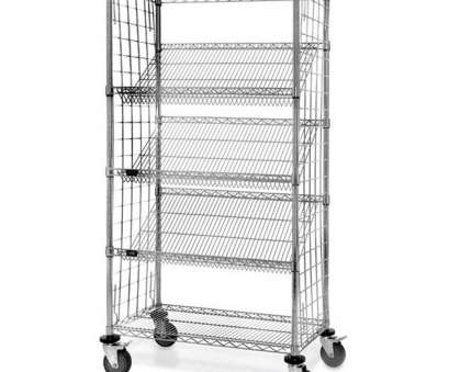 rolling wire shelves Slant Rack Wire Shelving. Zoom Rolling Wire Shelves Brilliant Slant Rack Wire Shelving. Zoom Collections