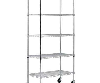 rolling wire shelves Wire Shelving Units, Kitchen Inspiration, Pinterest, Wire Rolling Wire Shelves New Wire Shelving Units, Kitchen Inspiration, Pinterest, Wire Solutions