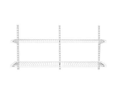 rubbermaid homefree wire shelving Rubbermaid HomeFree 4-ft to 8-ft White Adjustable Mount Wire Shelving Kits Rubbermaid Homefree Wire Shelving Creative Rubbermaid HomeFree 4-Ft To 8-Ft White Adjustable Mount Wire Shelving Kits Galleries