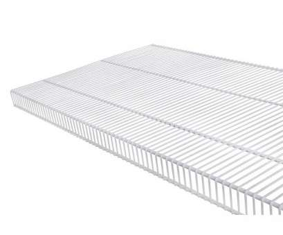 rubbermaid wire shelving 20 inch Shop Rubbermaid TightMesh 4-ft, 20-in D White Wire Shelf at Rubbermaid Wire Shelving 20 Inch Fantastic Shop Rubbermaid TightMesh 4-Ft, 20-In D White Wire Shelf At Collections