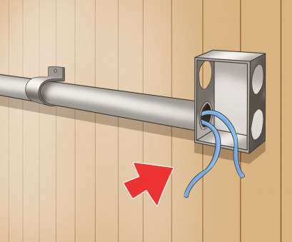 running electrical wire through finished walls How to Install Electrical Conduits: 6 Steps (with Pictures) Running Electrical Wire Through Finished Walls Nice How To Install Electrical Conduits: 6 Steps (With Pictures) Photos