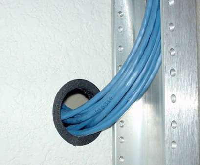 running electrical wire through finished walls How To Wire Your House with Cat5e or Cat6 Ethernet Cable Running Electrical Wire Through Finished Walls Perfect How To Wire Your House With Cat5E Or Cat6 Ethernet Cable Images