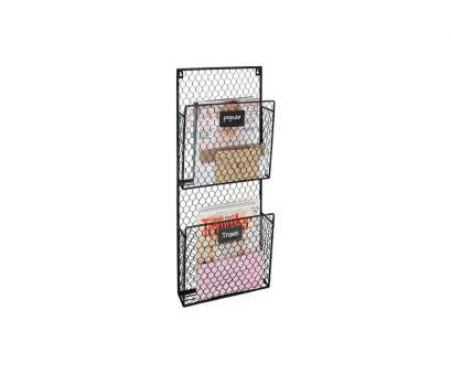 rustic wire mesh baskets 2-Pocket Rustic Wall Mounted Chicken Wire Metal Document Rack / Magazine Holder with Chalkboard Labels Rustic Wire Mesh Baskets Popular 2-Pocket Rustic Wall Mounted Chicken Wire Metal Document Rack / Magazine Holder With Chalkboard Labels Photos