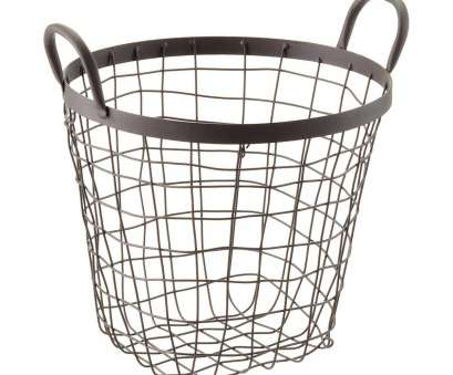 rustic wire mesh baskets Rustic Decorative Storage Baskets with Handles Rustic Wire Mesh Baskets Professional Rustic Decorative Storage Baskets With Handles Galleries
