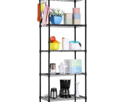 s-hooks for wire shelving units Amazon.com: LANGRIA 5 Tier Shelving Units Storage Rack Supreme Wire Shelving Organization, Black: Kitchen & Dining S-Hooks, Wire Shelving Units New Amazon.Com: LANGRIA 5 Tier Shelving Units Storage Rack Supreme Wire Shelving Organization, Black: Kitchen & Dining Galleries