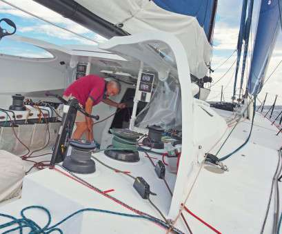 sailboat electrical wiring American sailor Rich Wilson goes through, paces onboard Great American IV in preparation, the Sailboat Electrical Wiring Practical American Sailor Rich Wilson Goes Through, Paces Onboard Great American IV In Preparation, The Solutions