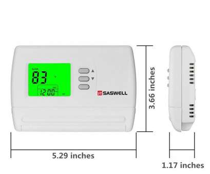 saswell thermostat wiring diagram Non Programmable Single Stage Thermostat, Room, 24 Volt Or Millivolt System, 1H/1C, Saswell SAS900STK-0, Amazon.com Saswell Thermostat Wiring Diagram Cleaver Non Programmable Single Stage Thermostat, Room, 24 Volt Or Millivolt System, 1H/1C, Saswell SAS900STK-0, Amazon.Com Collections