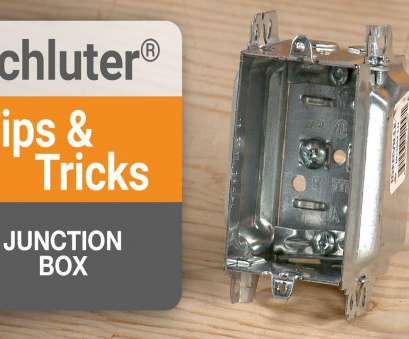 schluter thermostat wiring diagram Tips on Junction Boxes, DITRA-HEAT Thermostats Schluter Thermostat Wiring Diagram Professional Tips On Junction Boxes, DITRA-HEAT Thermostats Pictures