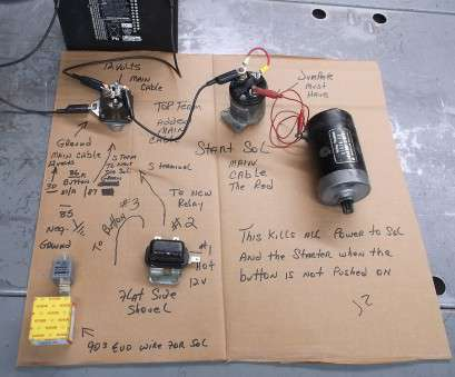 shovelhead starter relay wiring diagram FXE Starter, Solenoid, Relay Wiring, Harley Davidson Forums 12 Brilliant Shovelhead Starter Relay Wiring Diagram Galleries