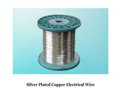 19 Top Silver Plated Copper Electrical Wire Images