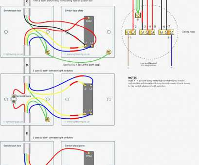 single gang 2 way switch wiring Wiring Diagram Schematic 3 Gang 2, Light Switch, In A Random Throughout 20 Fantastic Single Gang 2, Switch Wiring Pictures