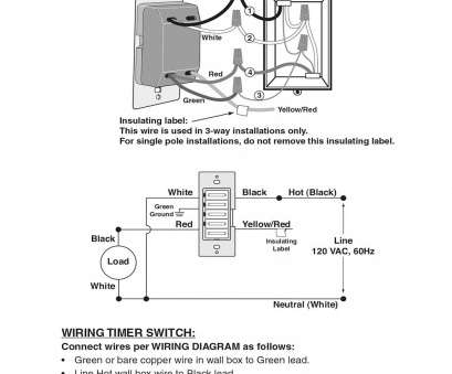 single pole switch wire diagram Buying Guide Preset Bath, Timer Switches, House Help At Leviton Single Pole Switch Wiring Diagram Single Pole Switch Wire Diagram Creative Buying Guide Preset Bath, Timer Switches, House Help At Leviton Single Pole Switch Wiring Diagram Photos
