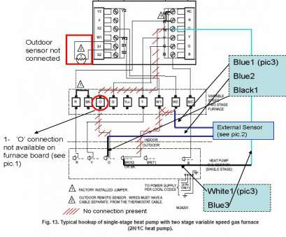 15 New Single Stage Thermostat Wiring Diagram Photos