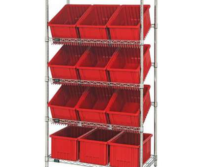 slanted wire shelving ..., Stationary Slanted Wire Shelving with 8''H Dividable Grid Containers -, is Slanted Wire Shelving Fantastic ..., Stationary Slanted Wire Shelving With 8''H Dividable Grid Containers -, Is Photos