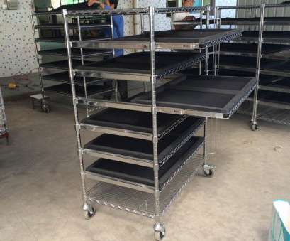 sliding wire shelves Sliding Wire Shelving Cart -, Basket Cart,Double Basket Shopping Cart,Moving Carts Product on Alibaba.com 9 Creative Sliding Wire Shelves Images