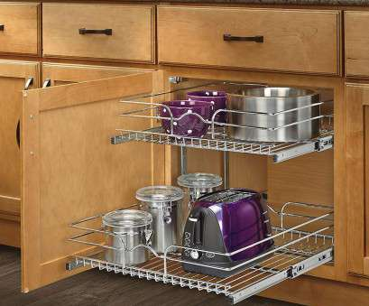 sliding wire storage shelves Amazon.com: Rev-A-Shelf, 5WB2-2122-CR, 21, W x 22, D Base Cabinet Pull-Out Chrome 2-Tier Wire Basket: Home & Kitchen Sliding Wire Storage Shelves Top Amazon.Com: Rev-A-Shelf, 5WB2-2122-CR, 21, W X 22, D Base Cabinet Pull-Out Chrome 2-Tier Wire Basket: Home & Kitchen Solutions