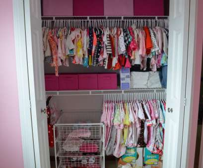 small closet wire shelving Added an extra shelf, an organized baby closet great idea, our small closet in Small Closet Wire Shelving Nice Added An Extra Shelf, An Organized Baby Closet Great Idea, Our Small Closet In Ideas