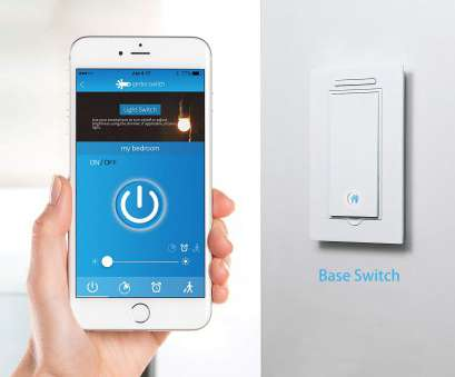 smart light switch no neutral wire Base Switch, Smart wireless light switch with dimmer function, No neutral wire required, Amazon.com Smart Light Switch No Neutral Wire Brilliant Base Switch, Smart Wireless Light Switch With Dimmer Function, No Neutral Wire Required, Amazon.Com Collections