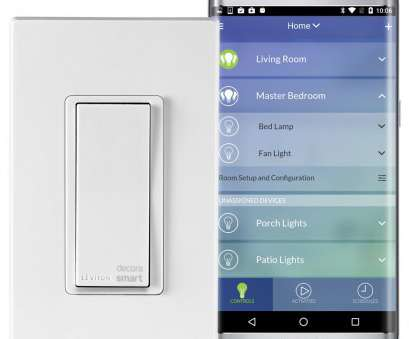 smart light switch no neutral wire Leviton Decora Smart Wi-Fi, LED/ Switch, No, Required, Works Smart Light Switch No Neutral Wire Popular Leviton Decora Smart Wi-Fi, LED/ Switch, No, Required, Works Solutions