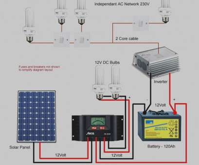 Dc Solar System Wiring Diagram. Rv Solar System Wiring ... on