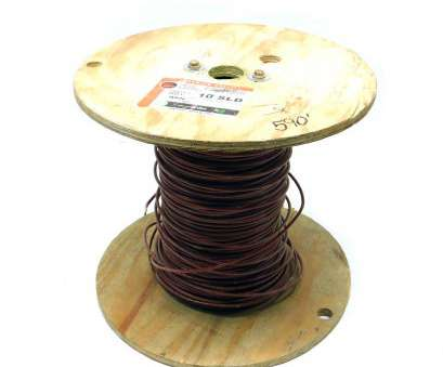 solid copper electrical wire (~590'), United Copper Industries E194031 Brown 10, Solid Copper Wire 600V Solid Copper Electrical Wire Cleaver (~590'), United Copper Industries E194031 Brown 10, Solid Copper Wire 600V Solutions