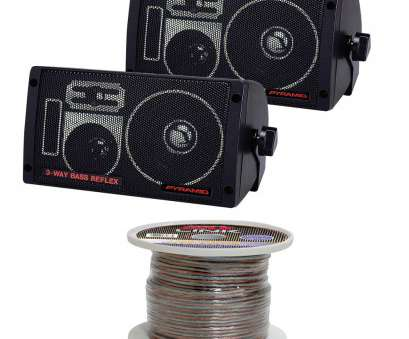 speaker wire gauge 100 watts 300 Watts 3-Way Mini, Speaker System, 14 Gauge, ft. Spool of High Quality Speaker, Wire Speaker Wire Gauge, Watts Most 300 Watts 3-Way Mini, Speaker System, 14 Gauge, Ft. Spool Of High Quality Speaker, Wire Images