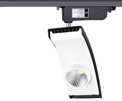 Spotlights On Wire Track Cleaver LE, LED Track Lighting, 100W Halogen Bulbs Equivalent, 850Lm, R9>95 Galleries