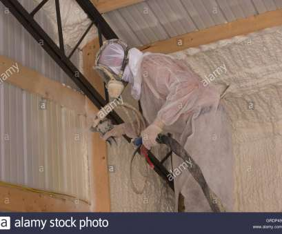 spray foam insulation electrical wiring A technician applies open cell foam insulation to a structure's interior, sound control, energy Spray Foam Insulation Electrical Wiring Simple A Technician Applies Open Cell Foam Insulation To A Structure'S Interior, Sound Control, Energy Solutions